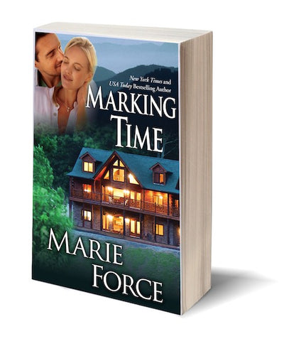 Marking Time, Book 2, Treading Water Series