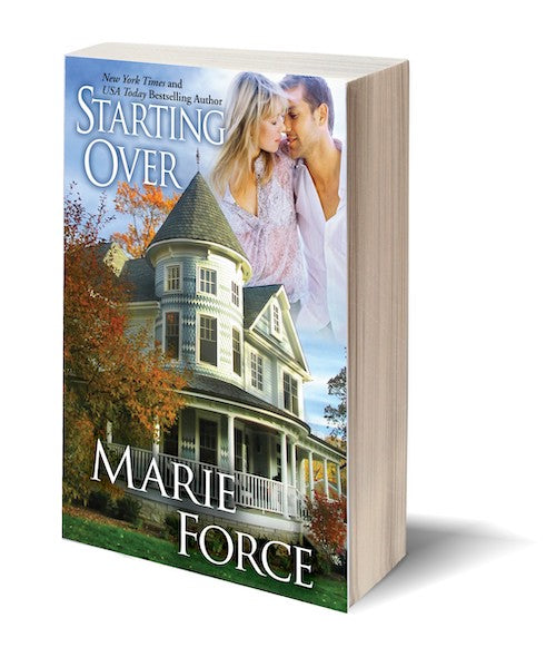 Starting Over, Book 3, Treading Water Series