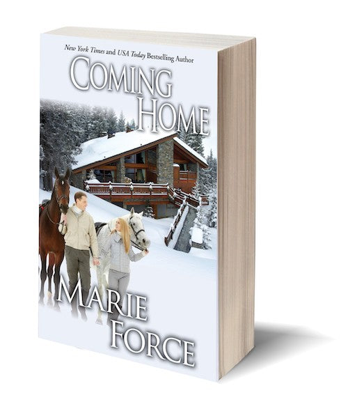 Coming Home, Book 4, Treading Water Series