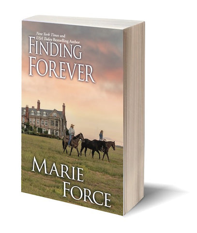 Finding Forever, Book 5, Treading Water Series