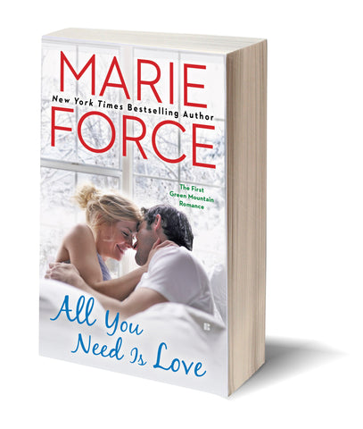All You Need Is Love, Green Mountain Series, Book 1