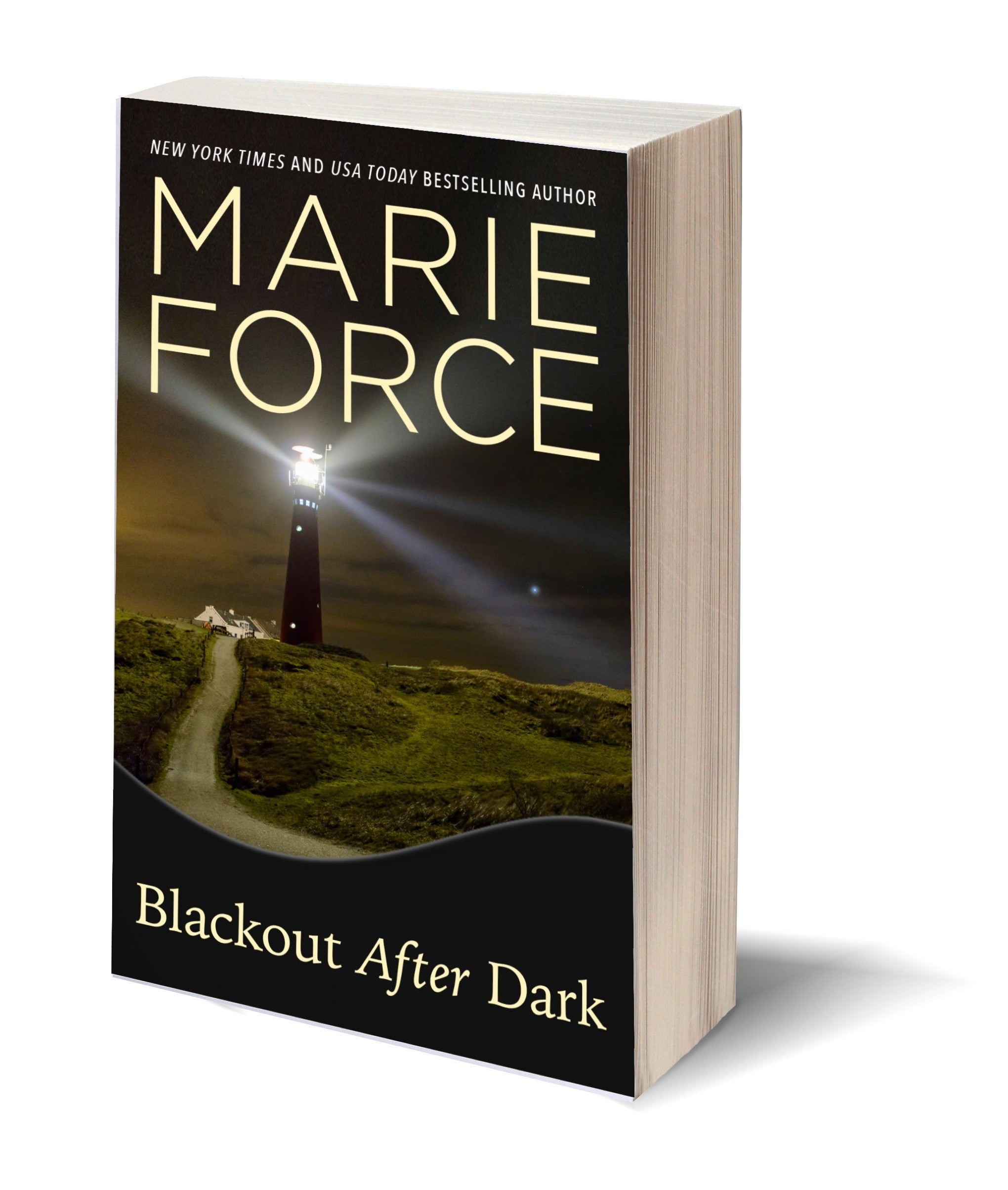 Blackout After Dark, Gansett Island Series, Book 23