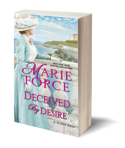 Deceived by Desire, GildedSeries, Book 2