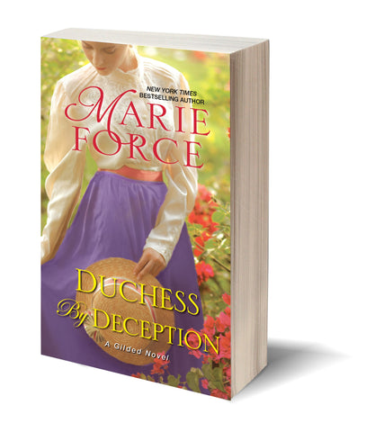 Duchess by Deception, GildedSeries, Book 1