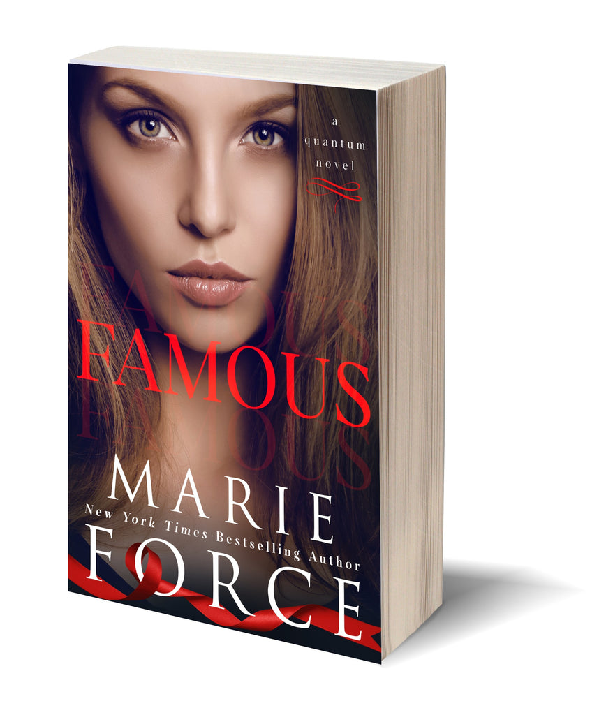 Famous, Quantum Series, Book 8