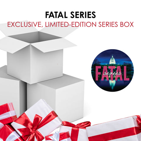 Fatal Series Large Box (Books included)