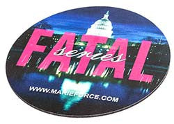 Fatal Series Mouse Pad