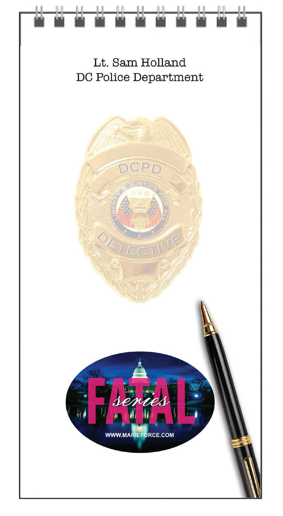 Fatal Series Notepad