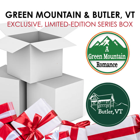 Vermont Series Box (Books included)