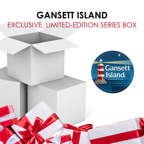Gansett Island Series Large Series Box (Books included)