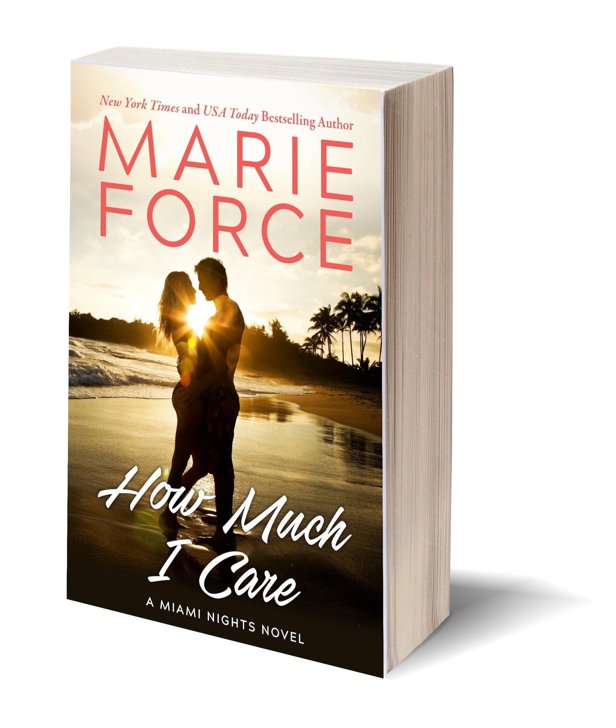 How Much I Care, Miami Nights Series, Book 2