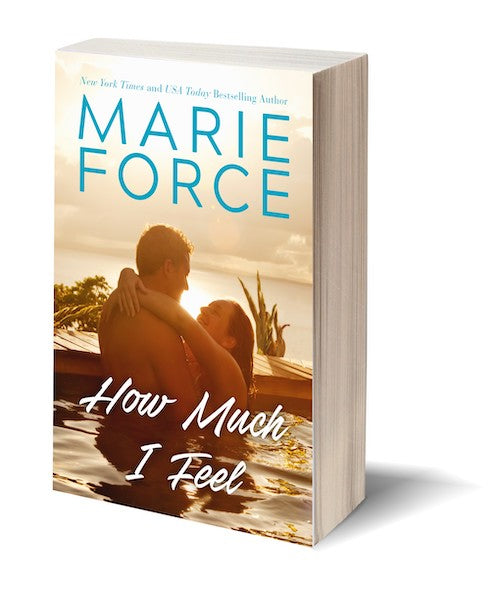How Much I Feel, Miami Nights Series, Book 1