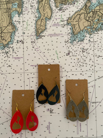 Gansett Island Earrings