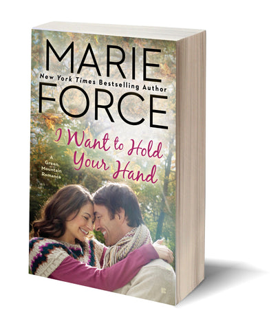 I Want To Hold Your Hand, Green Mountain Series, Book 2