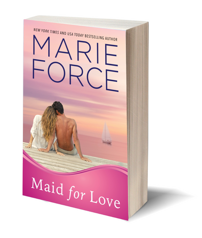 Maid for Love, Gansett Island Series, Book 1