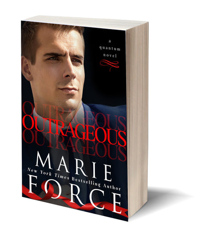 Outrageous, Book 7, Quantum Series