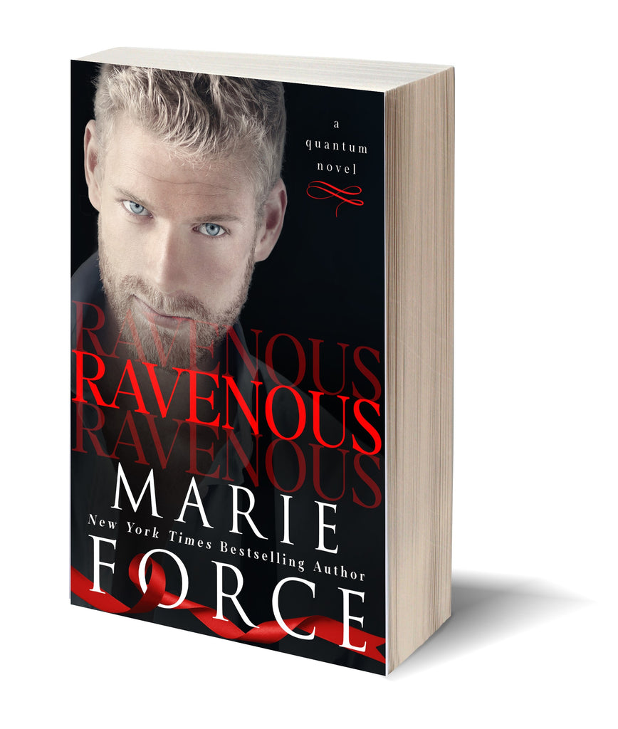 Ravenous, Book 5, Quantum Series