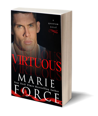 Virtuous, Book 1, Quantum Series