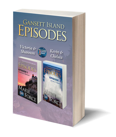 Gansett Island Volume 1: Episodes 1&2, Books 17 & 18