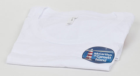 Gansett Island Scoop Neck T-shirt