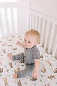 Crib Sheets + Changing Pad Covers
