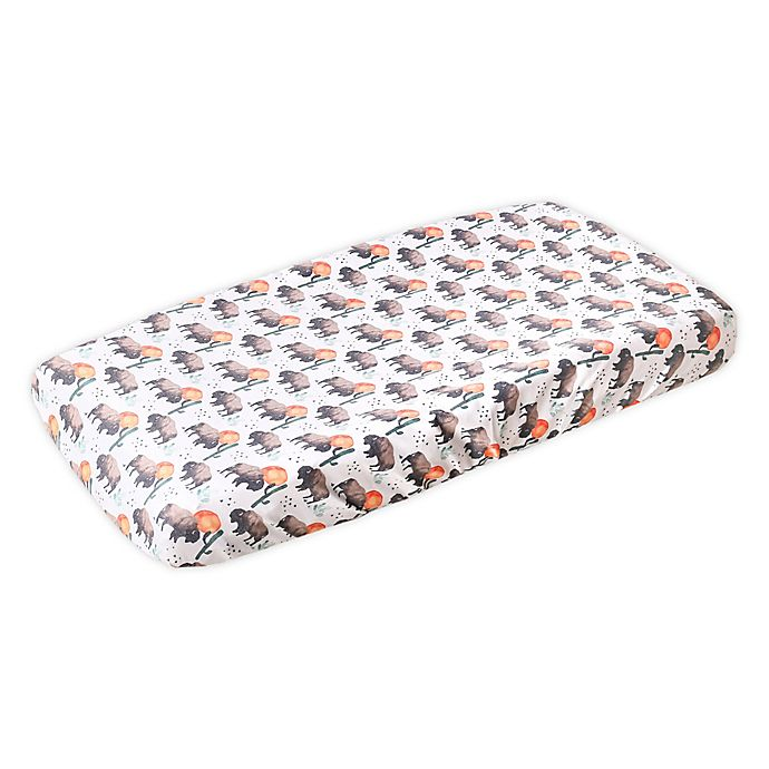 Changing Pad Cover-Bison