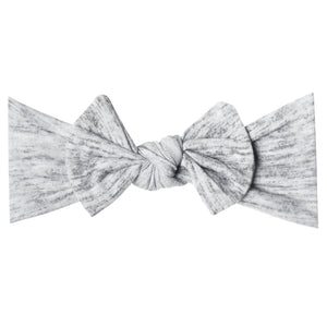 Knit Headband Bow-Asher