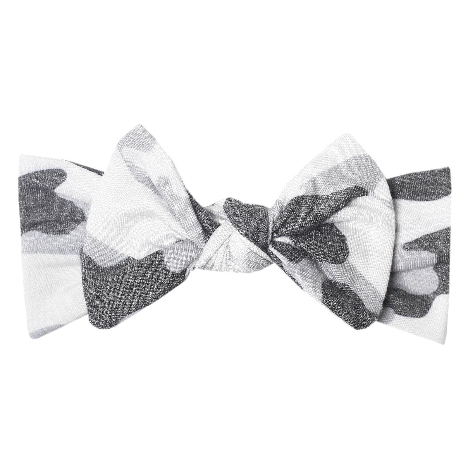Knit Headband Bow-Gunnar