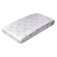 Copper Pearl Changing Pad Cover-Swift