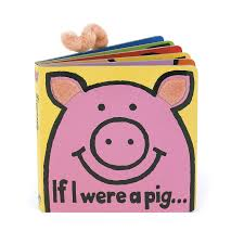 If I Were a Pig Book