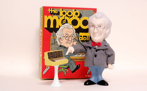 The Bob Moog FIGURINE