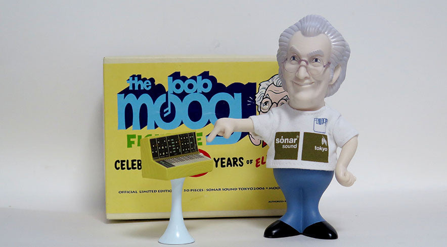 The Bob Moog FIGURINE (Sónar Sound 2006)