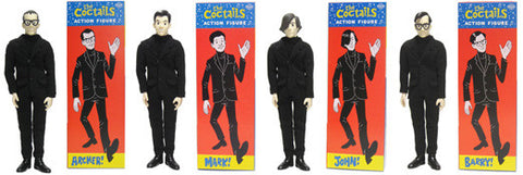 "The Coctails 12"" Action Figure Set ""Beatnik Style"""