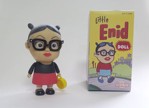 "DANIEL CLOWES ""LITTLE ENID DOLL"""