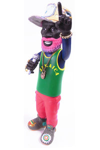 "LEE ""SCRATCH"" PERRY FIGURINE"