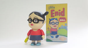 "DANIEL CLOWES ""mini LITTLE ENID DOLL"""