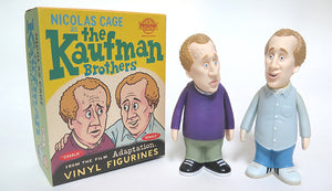The Kaufman Brothers FIGURINE (played by Nicolas Cage)