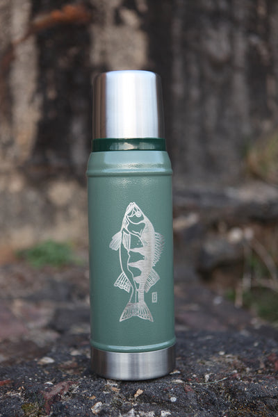 Perch Stanley Thermos Bottle
