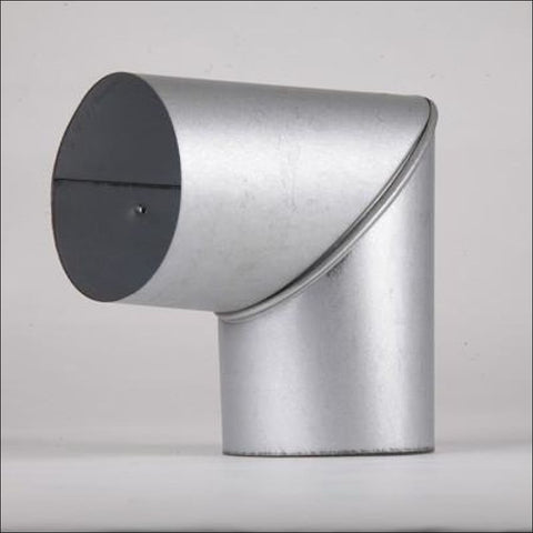 90 Degree Elbows Aluzinc Insulation Cladding - Cladding