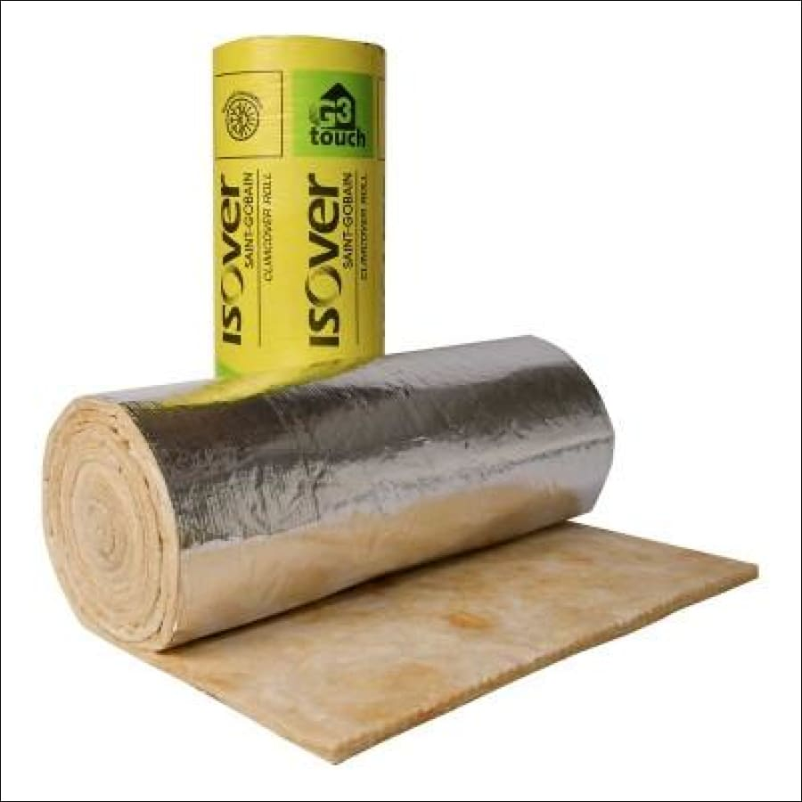 Fiberglass Duct Insulation (Isover Ductwrap) - Duct Insulation