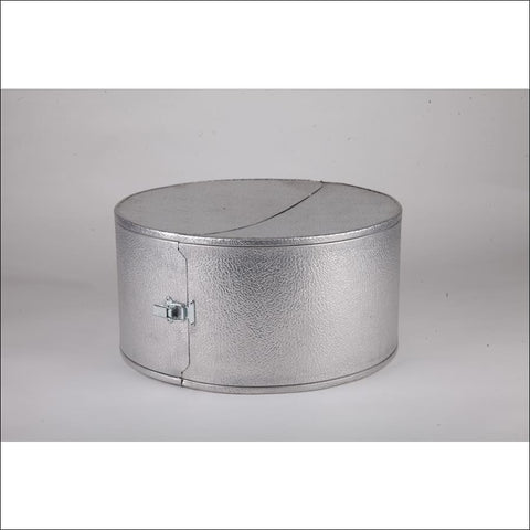 Flange Box Aluminium Insulation Cladding - Cladding
