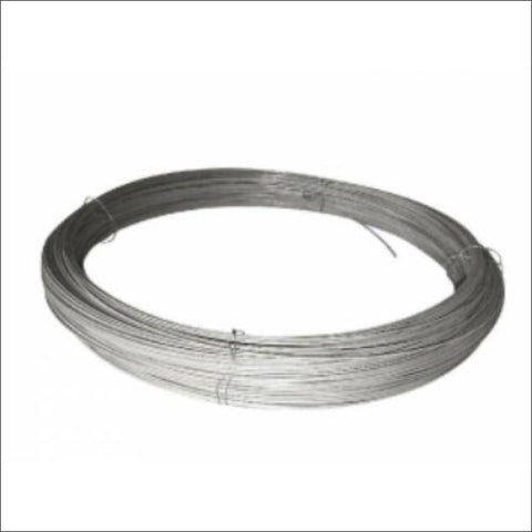 Galvanised Lacing Wire