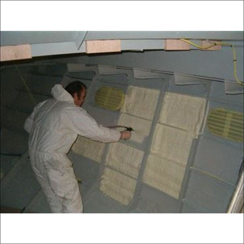 Polyurethane Spray Foam Insulation Set
