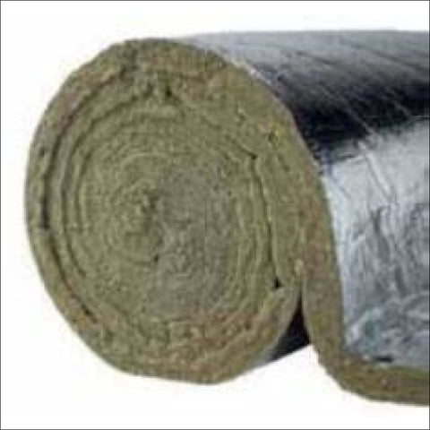 Rockwool duct insulation/Lagging (Duct Wrap)