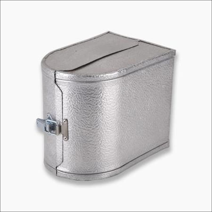 Valve Box Aluminium Insulation Cladding - Cladding