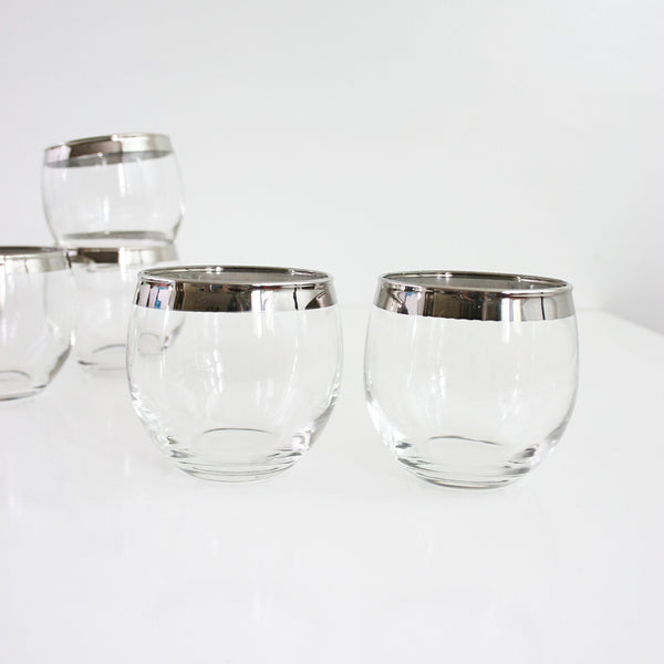 Mid Century Modern Dorothy Thorpe Roly Poly Glasses