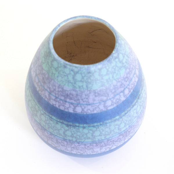 SOLD - Mid Century Modern Pottery Vase by Madeline Originals of California