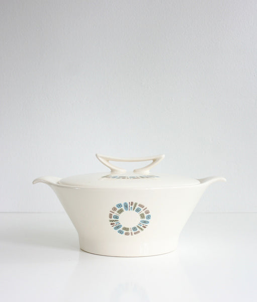 SOLD - Mid Century Modern Temporama Casserole by Canonsburg