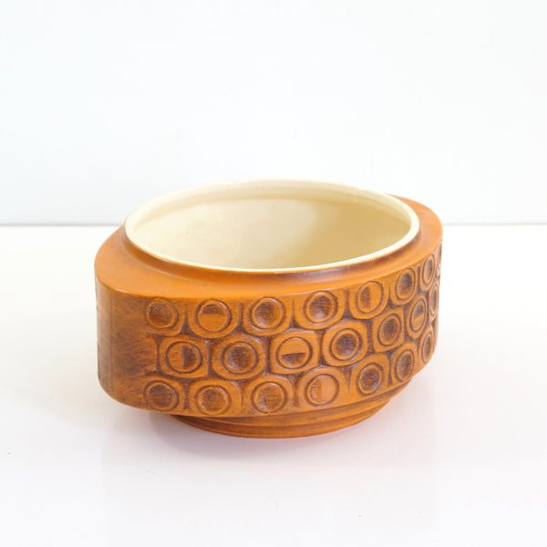 SOLD - Mid Century Mustard McCoy Scandia Planter