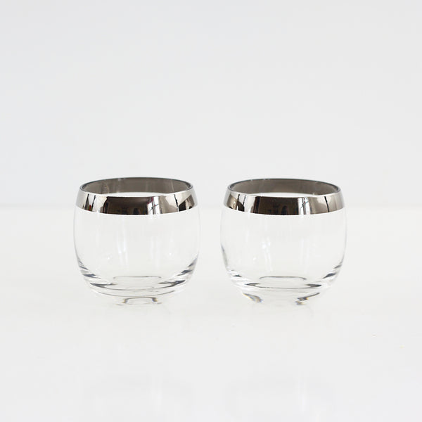 SOLD - Pair of Mid Century Dorothy Thorpe Roly Poly Glasses
